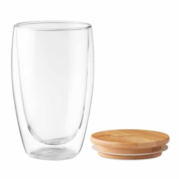 Mugs en verre ou métal